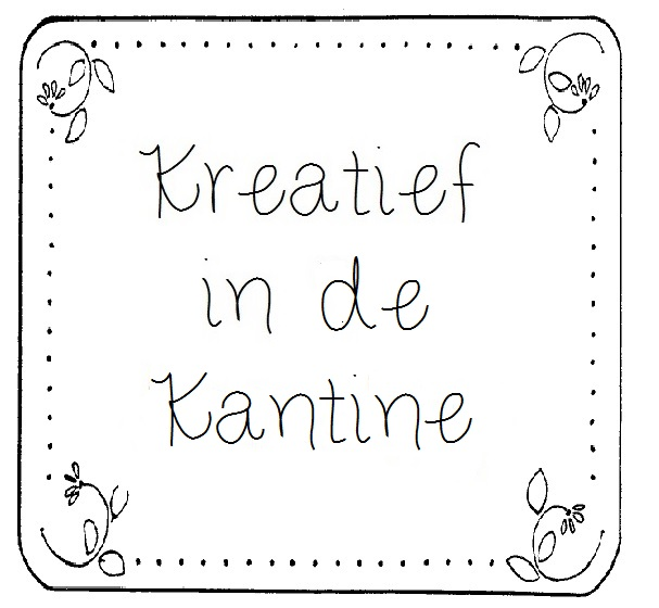 kreatief in de kantine logo